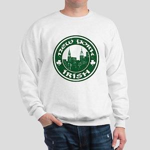 New York Irish American Sweatshirt