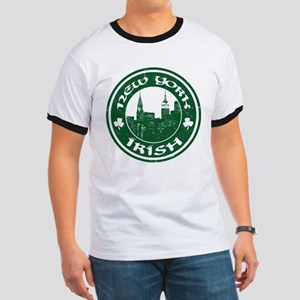 New York Irish American T-Shirt