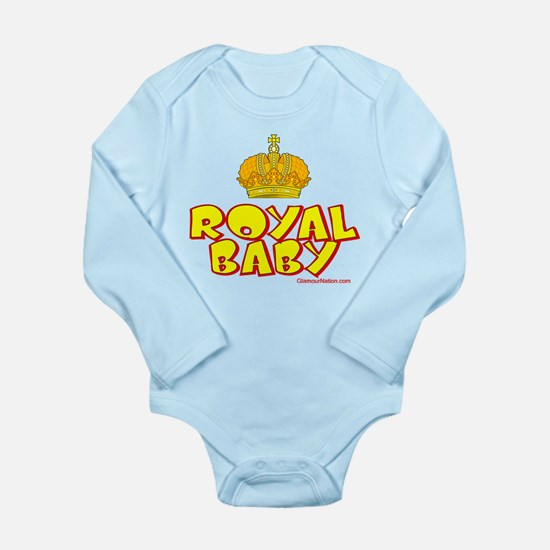 royal baby1 Body Suit