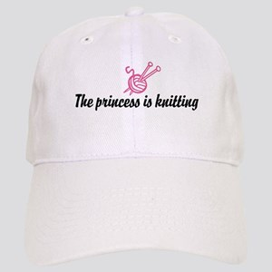 The Princess is Knitting Cap