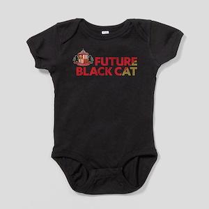 Future Black Cat SAFC Baby Bodysuit