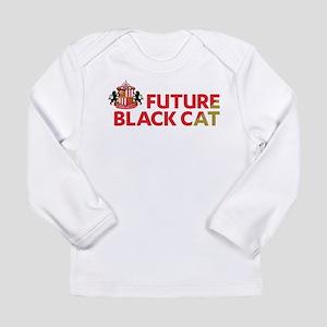 Future Black Cat SAFC Long Sleeve Infant T-Shirt