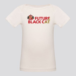 Future Black Cat SAFC Organic Baby T-Shirt