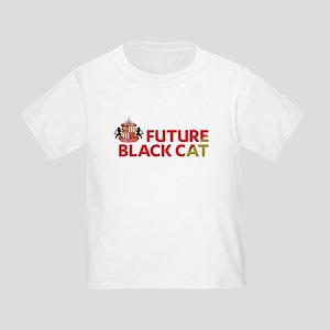 Future Black Cat SAFC Toddler T-Shirt