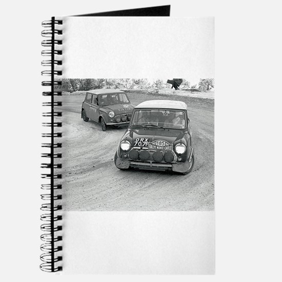Mini Rally Journal
