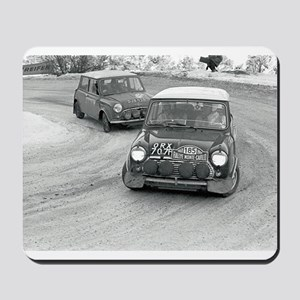 Mini Rally Mousepad