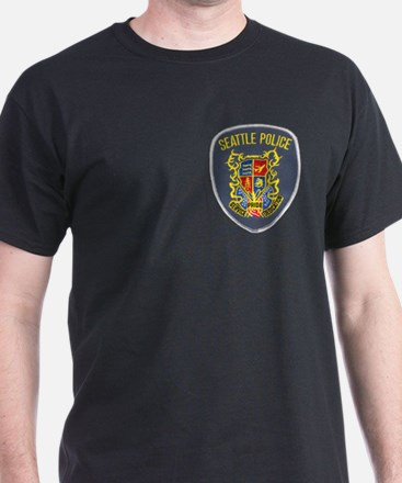 Seattle Police T-Shirt