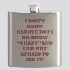 I DONT KNOW KARATE... Flask