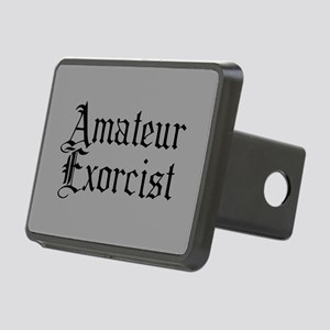 Amateur Exorcist Rectangular Hitch Cover