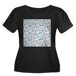 School of Barracudas 1 Plus Size T-Shirt