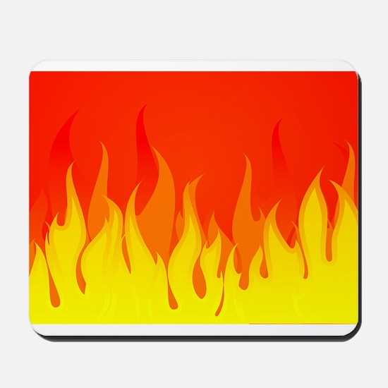 Fires Mousepad