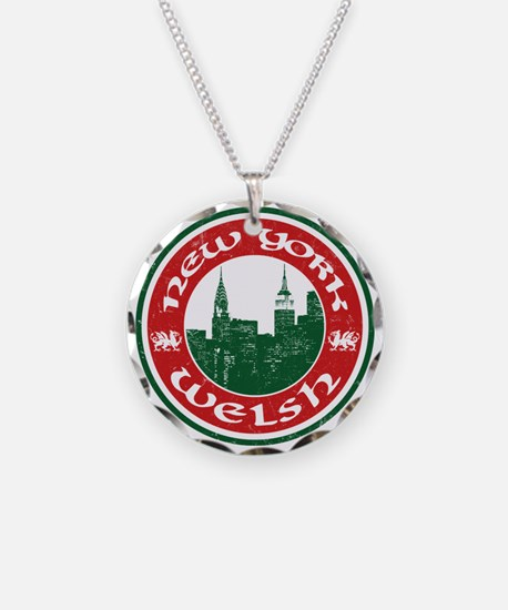 New York Welsh American Necklace