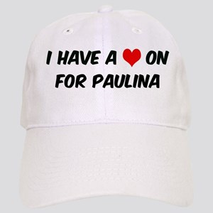 Heart on for Paulina Cap