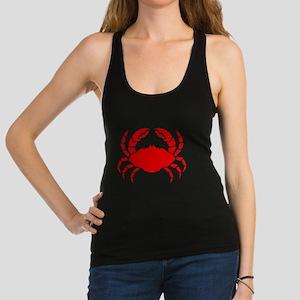 Crab Racerback Tank Top