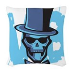 Voodoo Boilers 10 Woven Throw Pillow