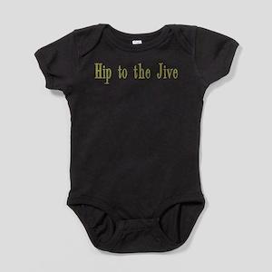 HiptotheJive10x8 Baby Bodysuit