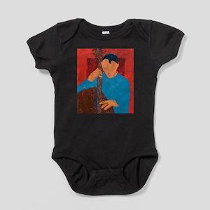 Doghouse Baby Bodysuit