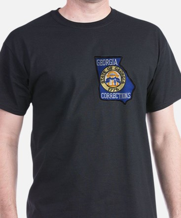 Georgia Corrections T-Shirt