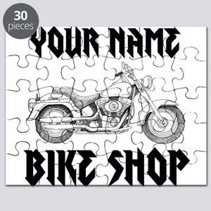 Custom Bike Shop Puzzle
