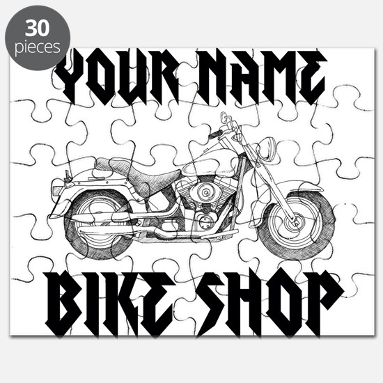 Custom Bike Shop Puzzle