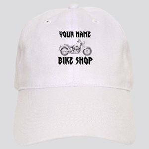 Custom Bike Shop Baseball Cap