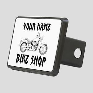Custom Bike Shop Hitch Cover