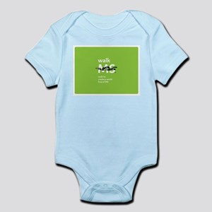 Walk to create a world free of MS Infant Bodysuit