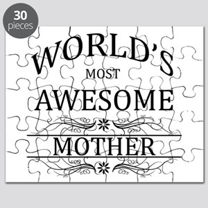 World's Most Awesome Mother Puzzle