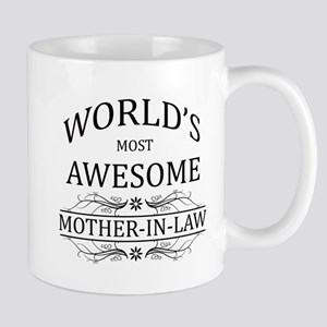 World's Most Awesome Mother-in-Law Mug
