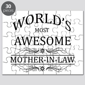 World's Most Awesome Mother-in-Law Puzzle