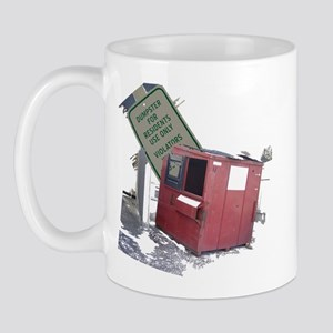 Dumpster Diving Mug