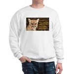 You Voted Against Ron Paul? Sweatshirt