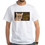 You Voted Against Ron Paul? White T-Shirt