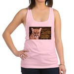 You Voted Against Ron Paul? Racerback Tank Top