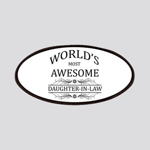 World's Most Awesome Daughter-in-Law Patches