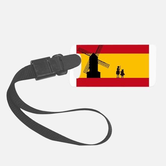 Don Quixote Luggage Tag