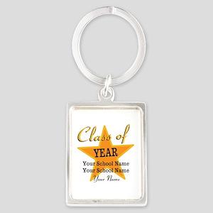 Custom Graduation Keychains