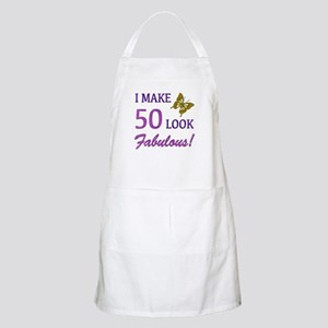 I Make 50 Look Fabulous! Apron