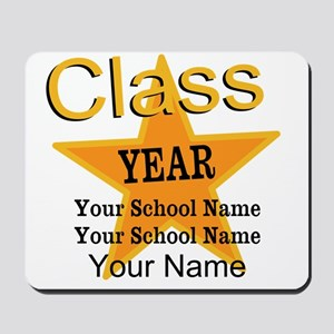Custom Graduation Mousepad