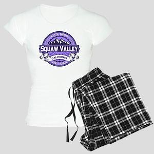 Squaw Valley Lavender Women's Light Pajamas