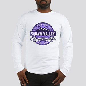 Squaw Valley Lavender Long Sleeve T-Shirt
