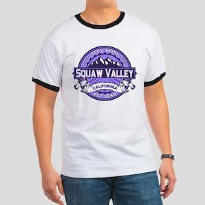 Squaw Valley Lavender Ringer T