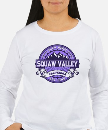 Squaw Valley Lavender T-Shirt