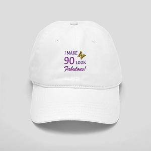 I Make 90 Look Fabulous! Cap