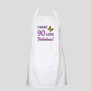 I Make 90 Look Fabulous! Apron