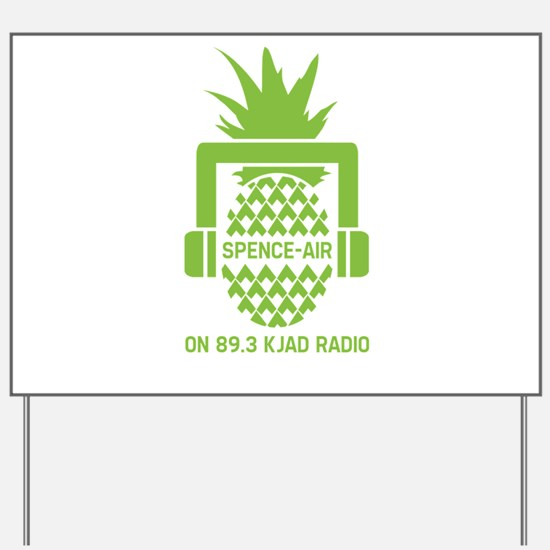 PSYCH: Spence-Air, Shawn Spencers Radio Show Yard