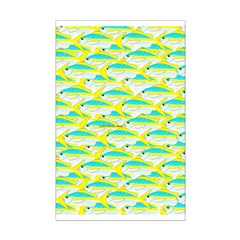 School of yellowtail snapper 1 Posters