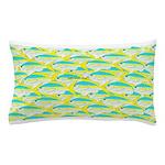 School of yellowtail snapper 1 Pillow Case
