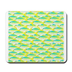 School of yellowtail snapper 1 Mousepad