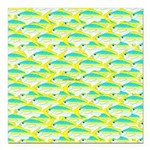School of yellowtail snapper 1 Square Car Magnet 3